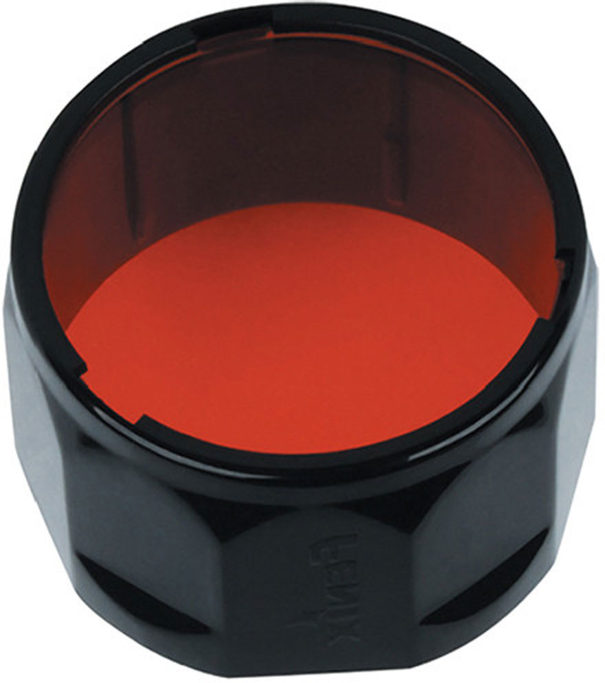 Fenix AD301-R - светофильтр для фонарика (Red)