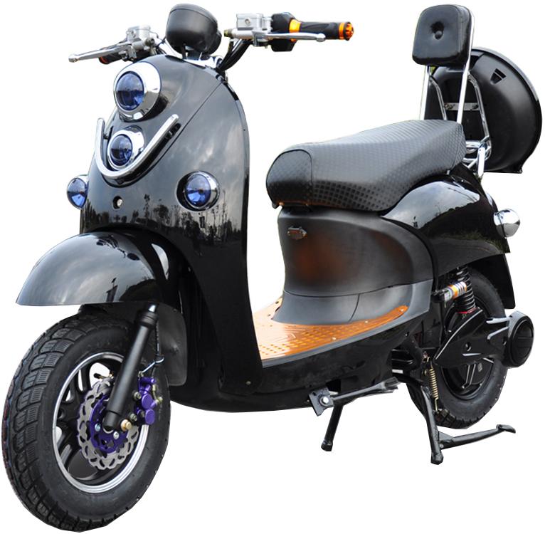 Novelty Electronics Scooter - электрический скутер (Black)