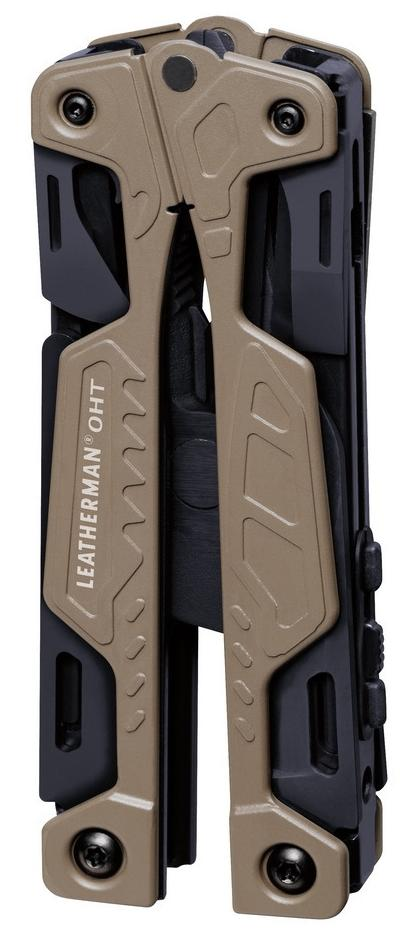 Leatherman OHT-Coyote (831640) + нейлоновый чехол MOLLE (Dust)