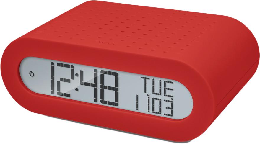 Oregon Scientific RRM116 - настольные часы с FM-радио (Red)
