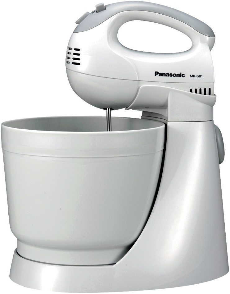 Panasonic MK-GB1WTQ - миксер (White)Миксеры<br>Миксер<br>