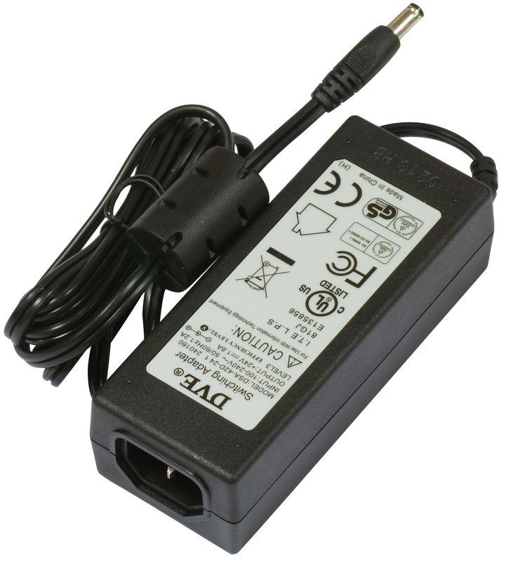 MikroTik 24HPOW - блок питания (Black)Аксессуары к сетевому оборудованию<br>Блок питания<br>