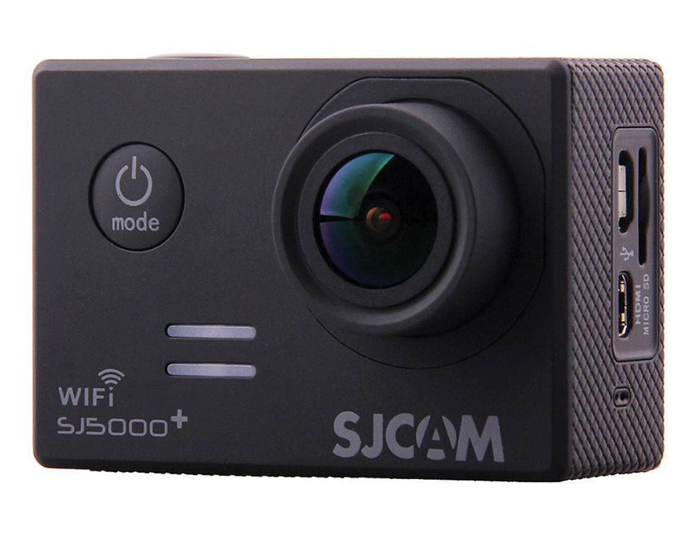 SJCAM SJ5000 Wi-Fi - экшн-камера (Black)