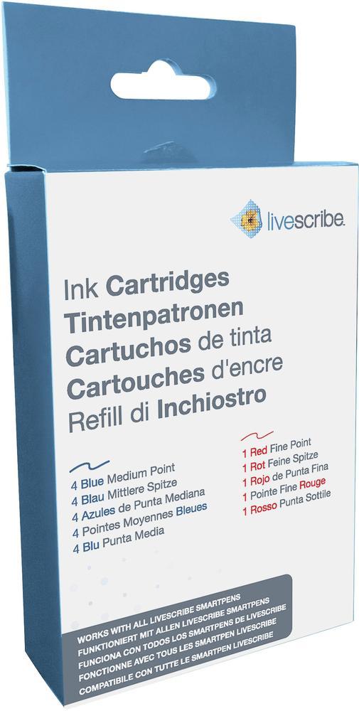 3 Ink Cartridge Refills