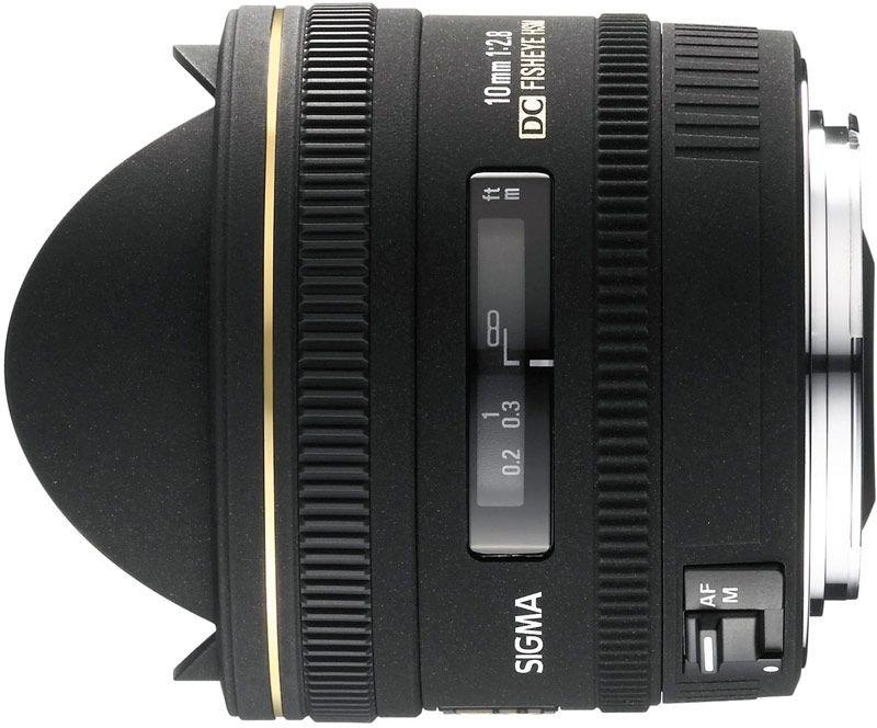 Sigma AF 10mm f/2.8 477954