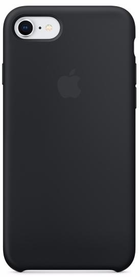 Чехол Apple Silicone Case (MQGK2ZM/A) для Apple iPhone 7/8 (Black)