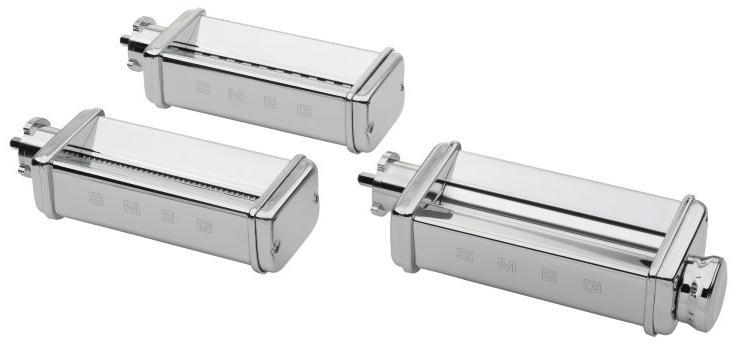Smeg SMPC01 - набор для приготовления пасты (Silver)