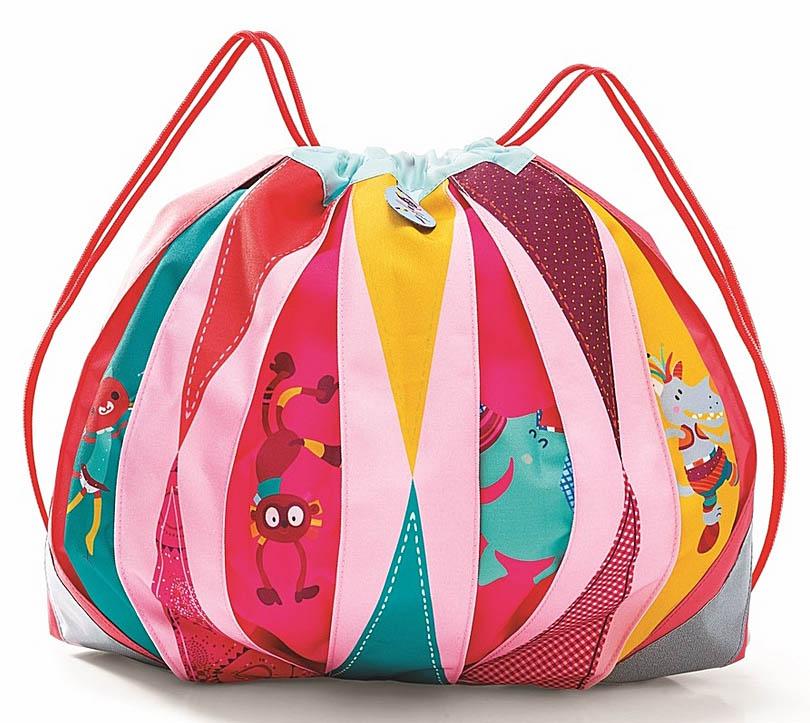 Спортивная сумка Lilliputiens Цирк Шапито (86629)