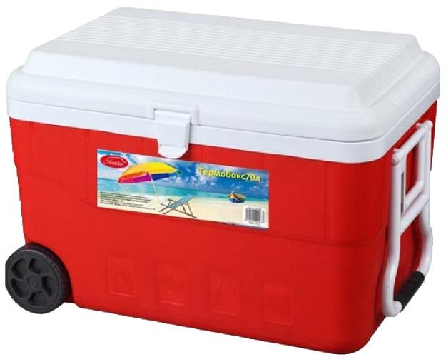 Green Glade (С21700) - контейнер изотермический, 70 л (Red)