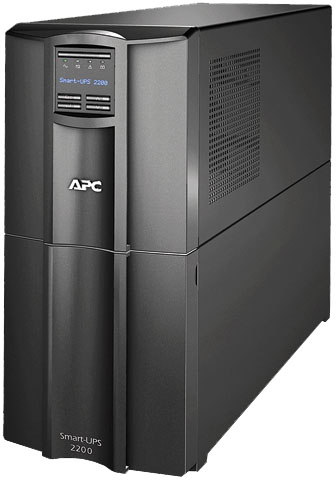APC Smart-UPS 2200 - источник бесперебойного питания (Black)
