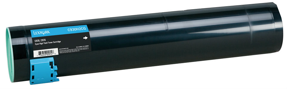 Lexmark C930H2CG - картридж для принтеров Lexmark C935 (Cyan)
