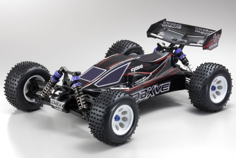 Fazer Lancer KX1 VE-X RTR