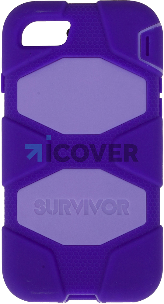 Griffin Survivor - противоударный чехол для iPhone 7 (Purple)