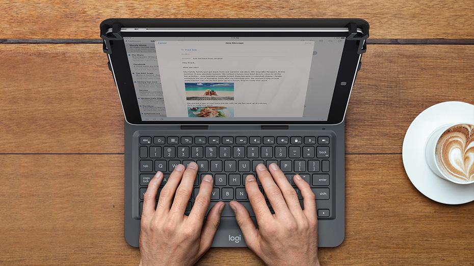Клавиатура-чехол Logitech Universal Folio (920-008342) для планшетов