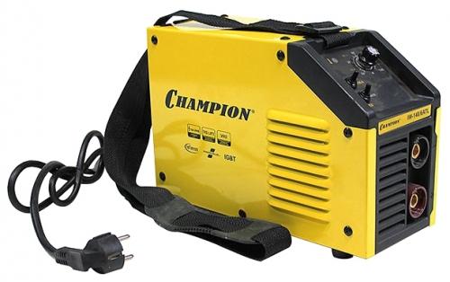 Champion IW-140/6 ATL - инвертор сварочный (Yellow/Black)