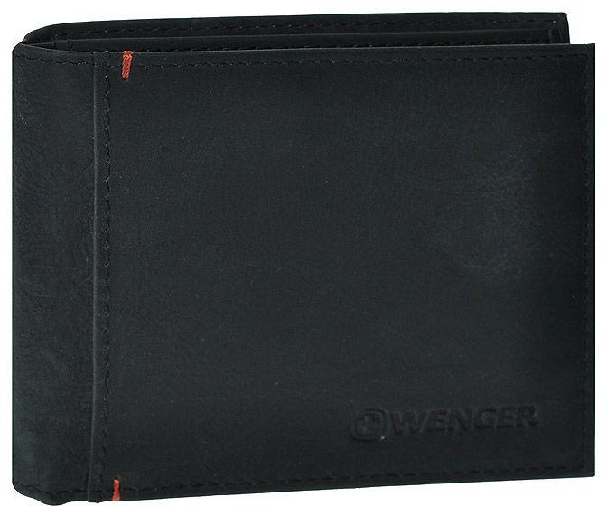 Wenger Hyaden Bifold (WEW001.11) - портмоне (Black)