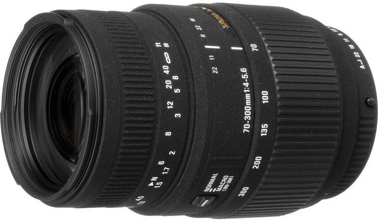 Sigma AF 70-300mm F4-5.6 DG Macro 509934