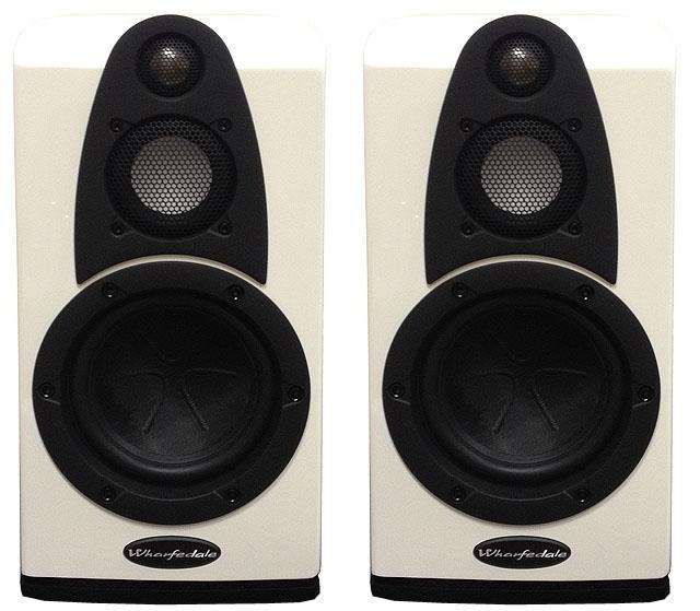 Wharfedale Jade 3 - полочная акустическая система (Piano White)