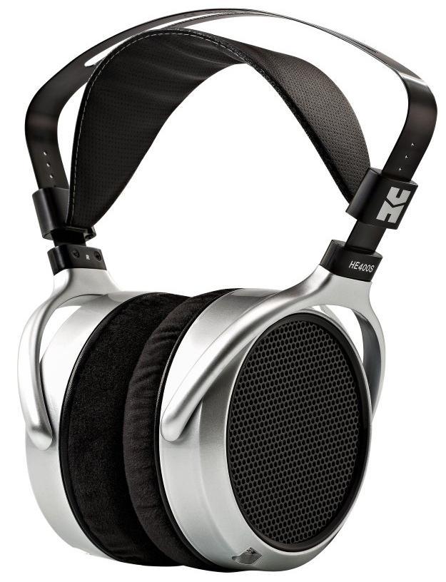 HiFiMan HE-400S (15118241) - мониторные наушники (Silver/Black)
