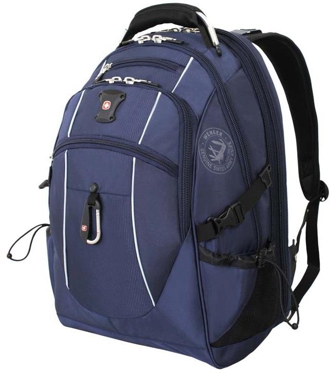 Wenger Scansmart III (6677303408) - рюкзак (Blue/Black)