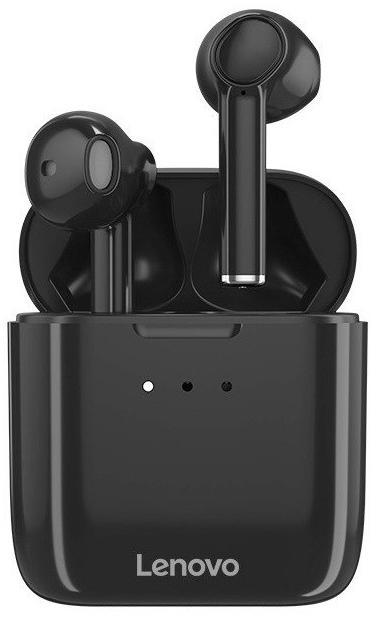 Bluetooth-наушники Lenovo QT83 TWS (Black)