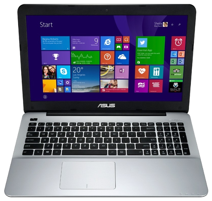 Ноутбук Asus K550LA-XO848H 15.6'', Intel Core i5, 2.2GHz, 6Gb, 1Tb HDD (90NB0657-M12480)