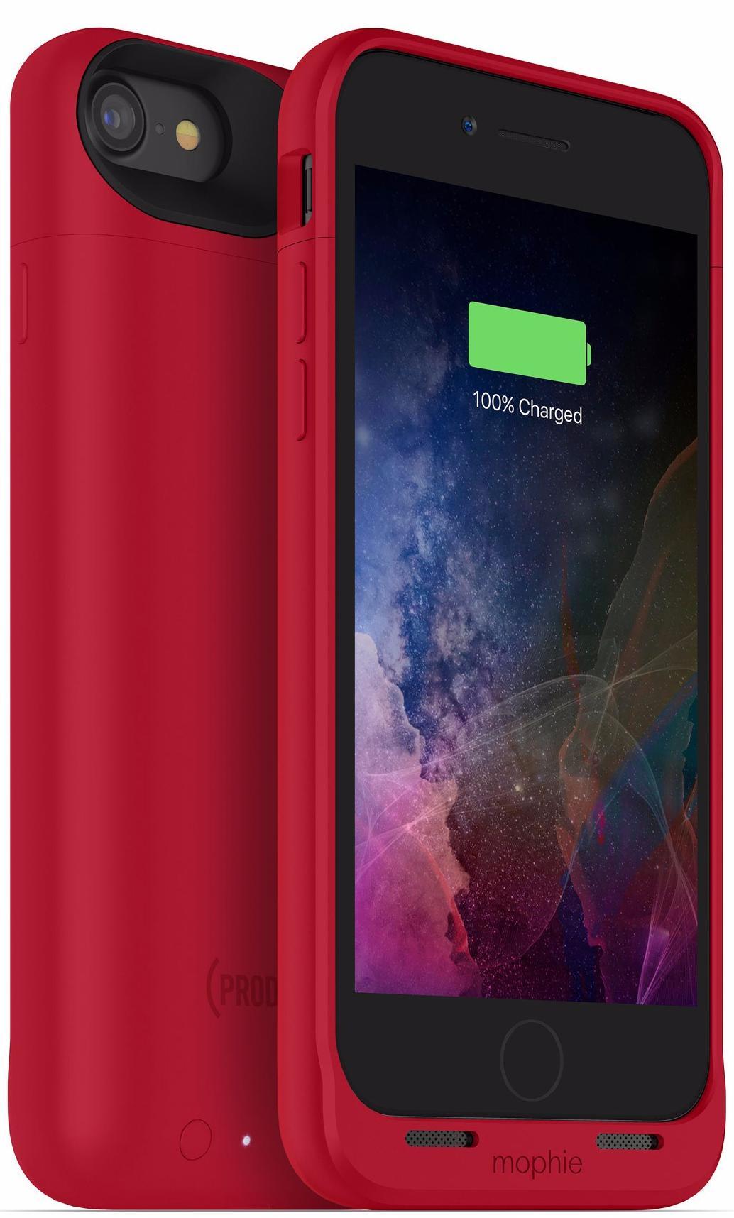 Чехол-аккумулятор Mophie Juice Pack Air 3970 для iPhone 7(Red)
