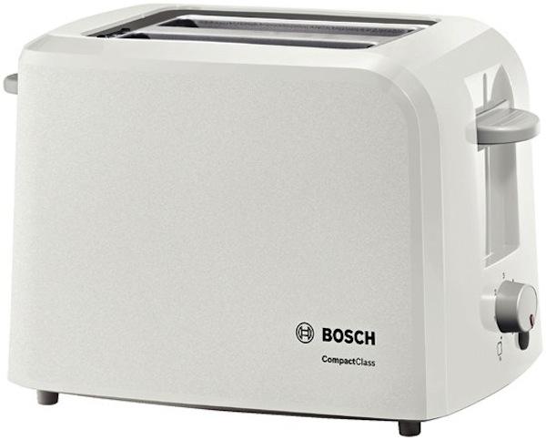 Bosch CompactClass TAT 3A011 - тостер (White)