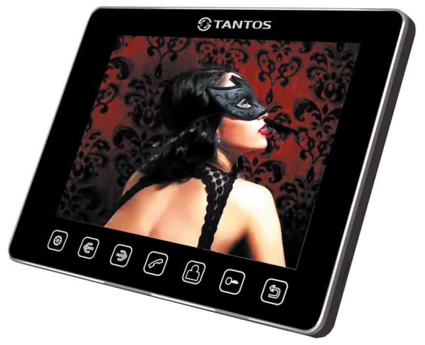 Tantos Tango (XL или VZ) - видеодомофон (Black)