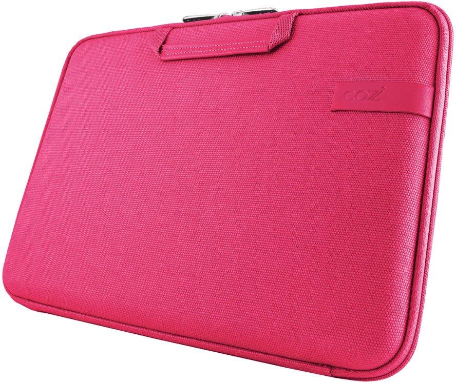 Сумка Cozistyle Smart Sleeve Canvas (CCNR1309) для MacBook 13'' Retina (Hot Pink) фото
