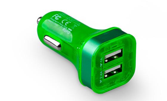 CX Dual USB
