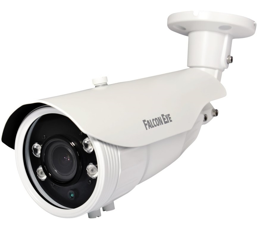 Falcon Eye (FE-IBV720AHD/45M) - уличная AHD-видеокамера (White) falcon eye fe 2116 ahd