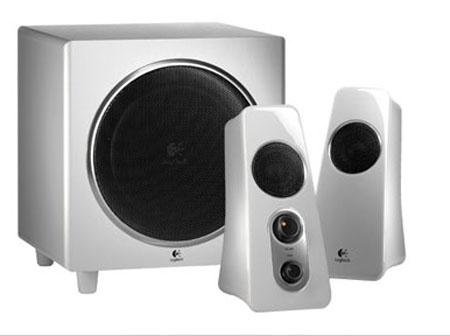 Logitech Speaker System Z523 980-000367