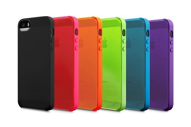 Цветные чехлы для iPhone