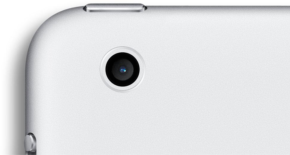 Камера iPad mini