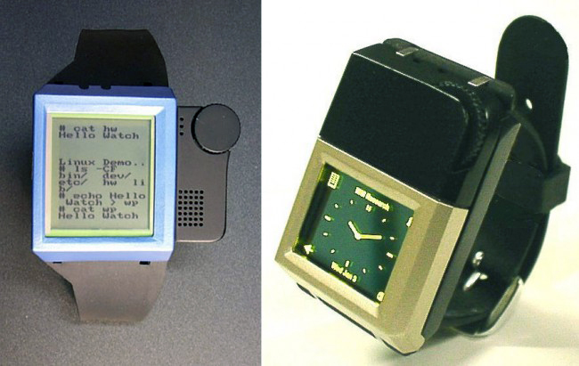 IBM Linux Watch