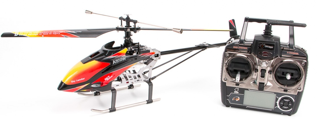 WLTOYS V913 Class Helicopter