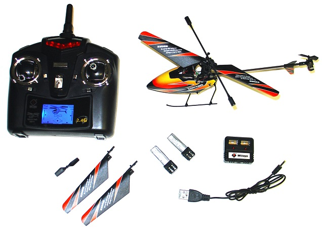 WLTOYS V911-1 Micro Helicopter