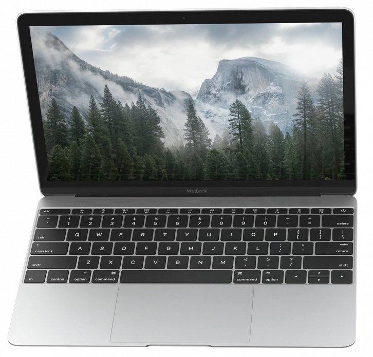 MacBook Air 12 серебро