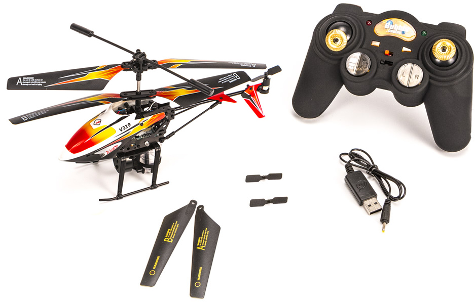 WLTOYS V319 Micro Helicopter