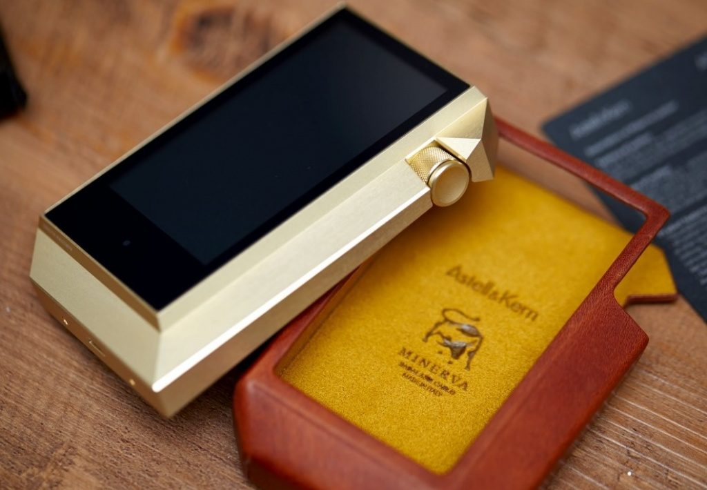 ASTELL&KERN AK240 256Gb Gold