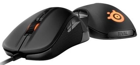 Оптическая мышь SteelSeries Rival