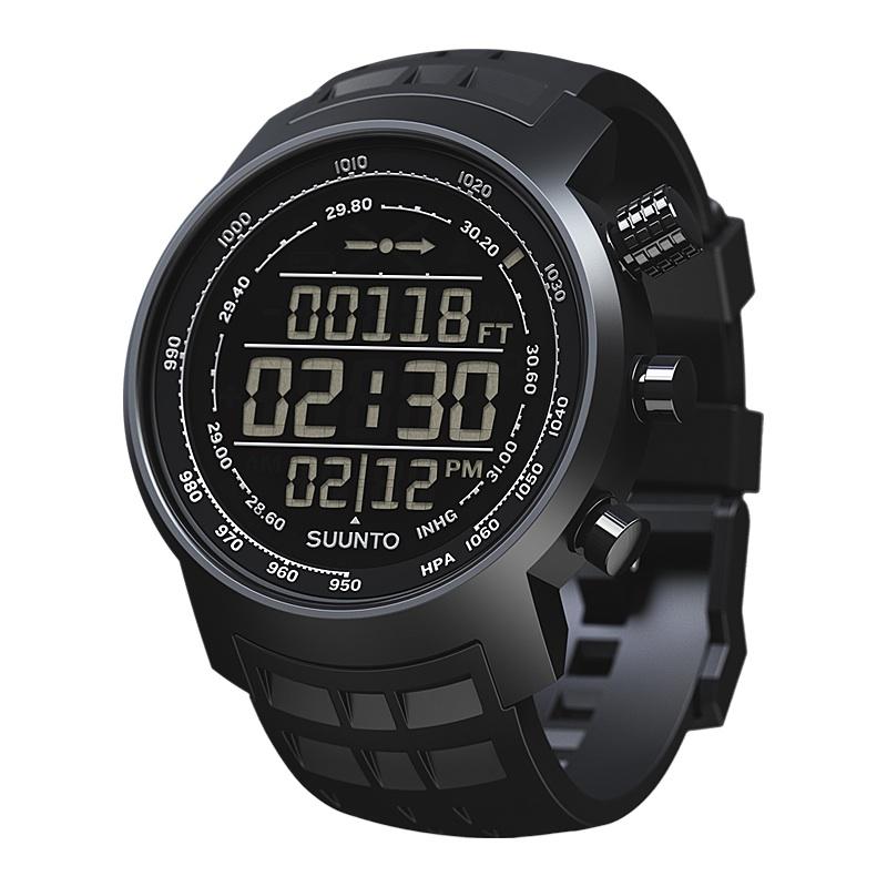 Крупное изображение Мужские спортивные наручные часы Suunto Terra All Black