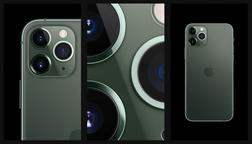 Камера iPhone 11 Pro Max