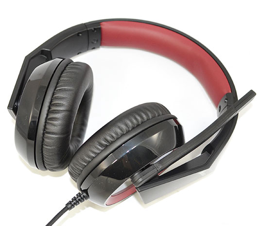 Наушники Corsair Raptor HS30 Analog Gaming Headset