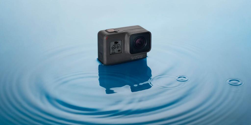 Камера GoPro HERO (CHDHB-501-RW)