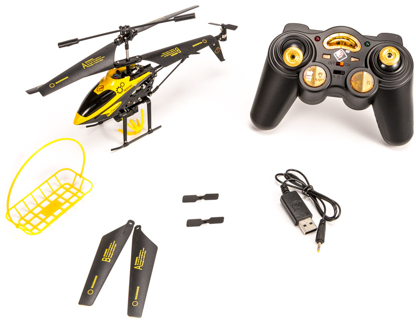 WLTOYS V388 Micro Helicopter