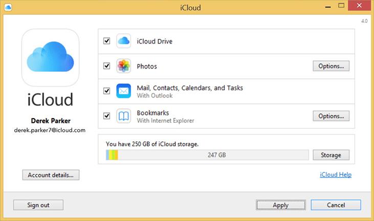 как из облака скинуть фото на компьютер очень