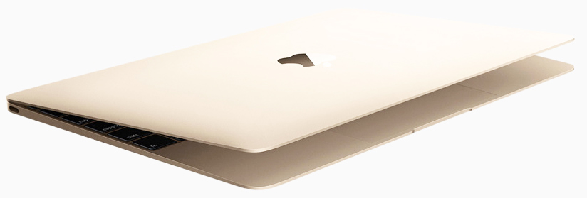 MacBook Air 12  золото