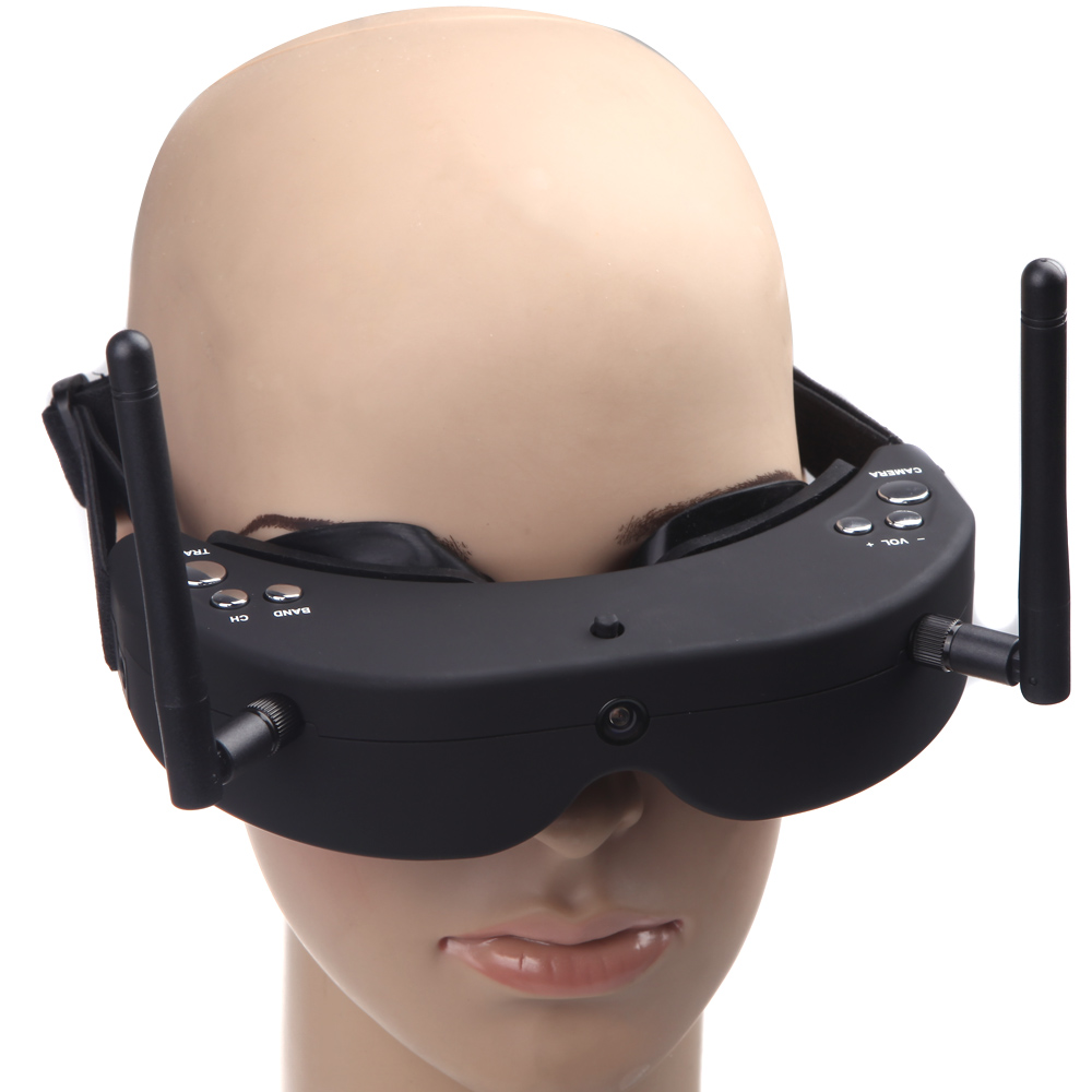 BeStableCam Head Tracing Glasses FPV Goggles 5.8GHz 32Ch